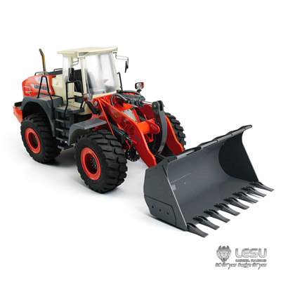 RCLESU 1/15 L574 hydraulic wheel loader model RD-A0001